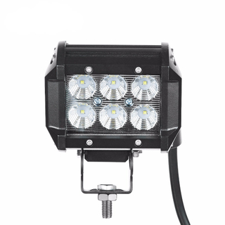 usb 18w dual row led light bar usa uk made
