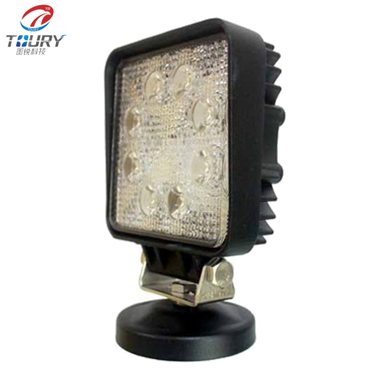 24w High Quality ovalFor Car Offroad led work light
