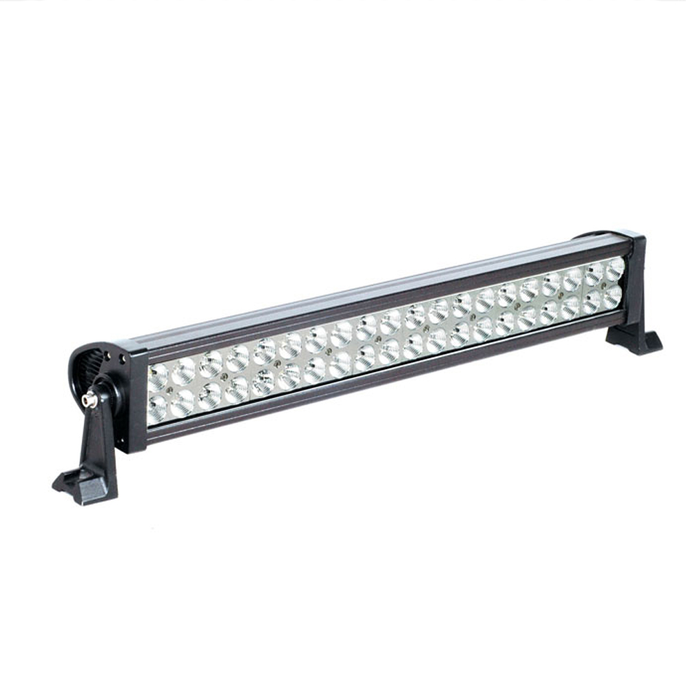 yellow cover 120w led light bar